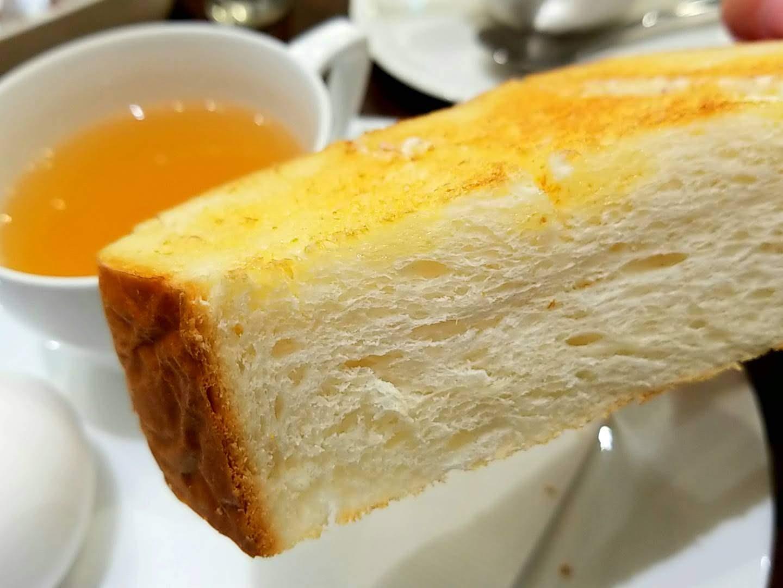 ルノアールのトースト画像
