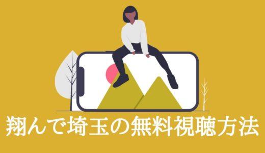 【知らなきゃ損!】映画「翔んで埼玉」を無料視聴する方法はこちら!