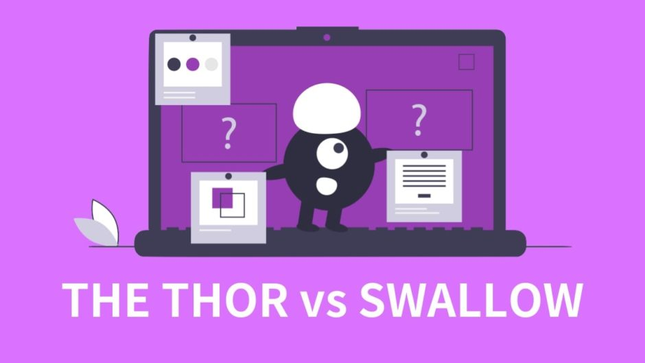 THE THOR vs SWALLOW