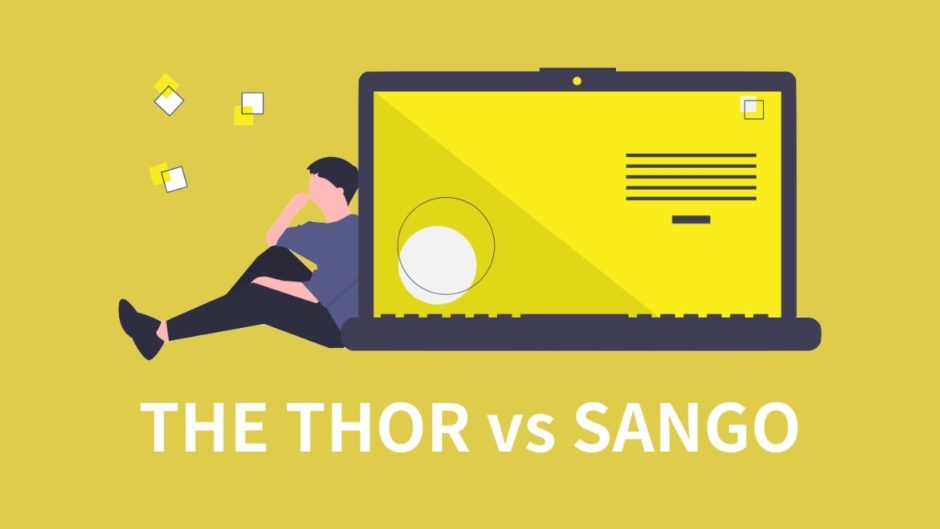 THE THOR vs SANGO